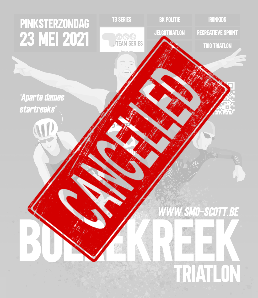 BKT21 cancelled