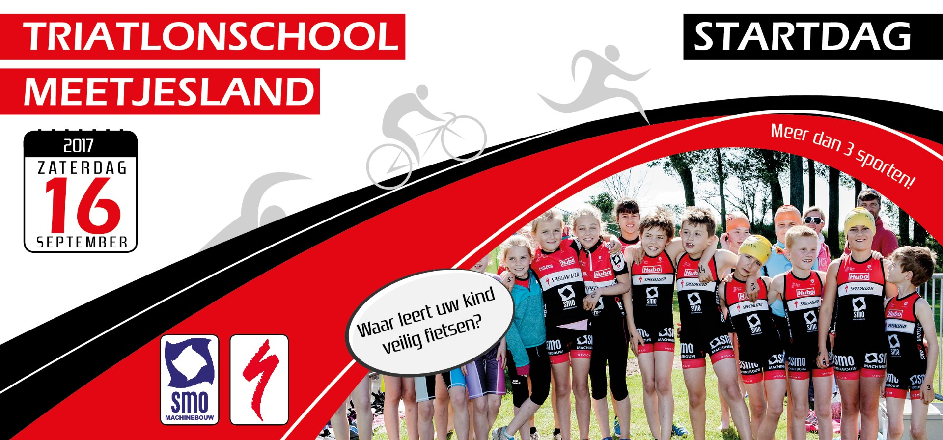 Triatlonschool Meetjesland 2017
